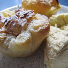 Rezept Bratapfel-Natas (Cremetörtchen) von sabri - Rezept der Kategorie Desserts