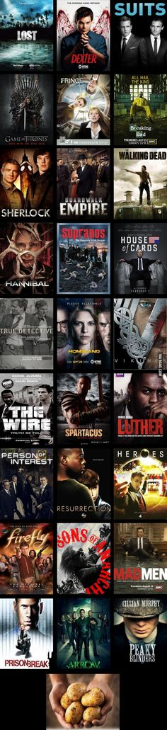 Imagine what I could do instead of watching all these shows. I still regret nothing!