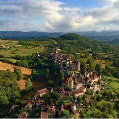 La touche française - Curemonte France