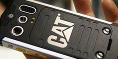 Cat B100: o novo celular contra acidentes da Caterpillar