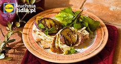 Pierś kurczaka z bakłażanem. Kuchnia Lidla - Lidl Polska #kuchniawloska #kurczak