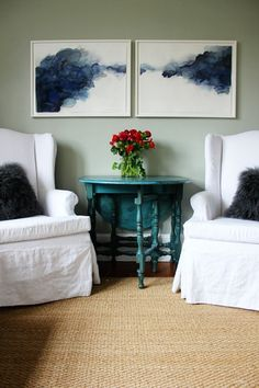 Pump Up Your Walls With Abstract Art