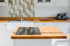 A Wooden Work Top Is An Essential Investment In Recreating A Professional  Cooku0027s Kitchen. |
