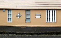 This street art: