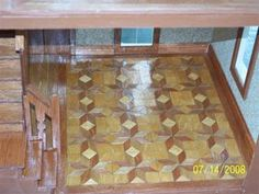 Dollhouse Flooring