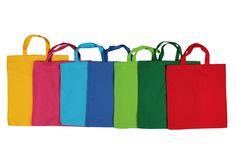 Wir haben eine große Auswahl an Farben von unserer Baumwolltaschen. Diese können wir individuell bedrucken nach Kundenwunsch bis zu 6 Farben.