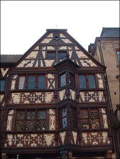 La maison Katz de Saverne