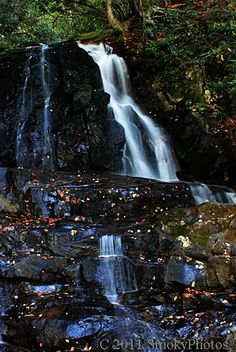 Laurel Falls in United States | Stunning Places #Places