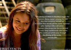 """shewhohangsoutincemeteries:   FireflyFacts 77/98 