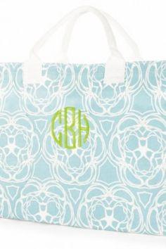 The essential tote!  $35 includes monogram, shopclotheshound.com
