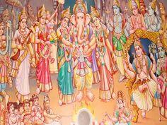 முழுமுதற் கடவுளாம் விநாயகர் திருமணமாகாதவர் என சொல்லப்பட்டாலும், சில கோவில்களில் இரு பெண் தெய்வங்களைதன் இரு மடிகளில் அமர்த்தியவாறு காட்சியளிப்பார். அதை பார்ப்பவருக்கு விநாயகர் திருமணமானவரா அல்லது பிரம்மச்சாரியா என குழப்பம் வரும்... சித்தி புத்தி விநாயகர் உருவான புராணக்கதையை பார்க்கலாம்...