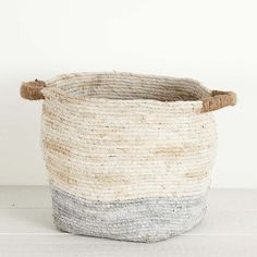 Handmade from grass, the Luxor Storage range is a beautiful addition to any home. Functional storage option suitable for many uses. Clothes Basket, Luxor, Laundry, Baskets, Home Decor, Furniture, Kitchen, Laundry Room, Decoration Home