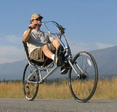No Weld Easy Build Diy Recumbent Trike Anyone