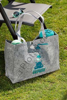 Een handige tas voor op de camping of op he strand