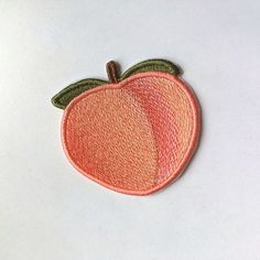 Peach Emoji Patch, machine embroidery. ============================ READY TO SHIP IN 3-5 BUSINESS DAYS. SHIPPING FROM RUSSIA TO ANOTHER COUNTRY USUALLY TAKES ABOUT 2-5 WEEKS (SOMETIMES LESS OR MORE). While choosing a payment option, please, select PayPal. PayPay allows you to make a