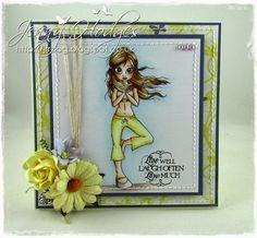 Design by Jenny ~ SC Yoga Mama