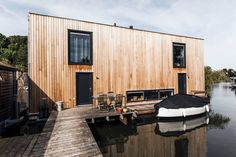Check out this awesome listing on Airbnb: Houseboat near centre of Amsterdam! - Boats for Rent in Amsterdam