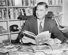 Pinterest Pin - Theodor Geisel, otherwise known as Dr. Seuss. Happy Birthday, #Dr. Seuss.