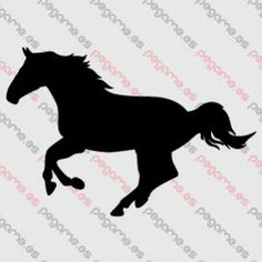 Pegame.es Online Decals Shop  #animal #horse #vinyl #sticker #pegatina #vinilo #stencil #decal