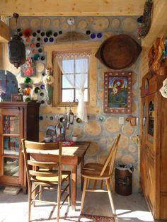 Mermaid Cottage kitchen Colorado