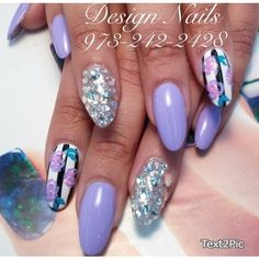 Nail designs ❤ liked on Polyvore featuring beauty products, nail care, nail treatments and nails