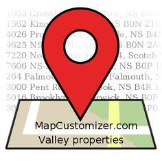Valley+properties+|+MapCustomizer.com:+Plot+multiple+locations+on+Google+Maps