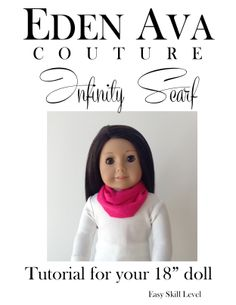 Page 01 Infinity Scarf