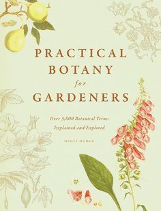 A gentle guide to the green world . . . organized precisely how a non-botanist would need it done. Chapters introduce the plant kingdom and how botanists classify it; tackle growth, form and function;