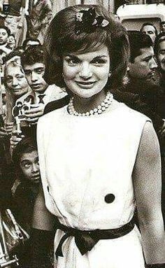 Jackie Kennedy ...                                                                                                                                                     More