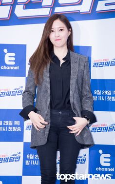 [HD포토] 티아라(T-ara) 효민 가을 느낌이 물씬 나는 패션 #topstarnews