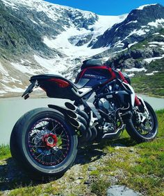 Mv Agusta dragster Beautiful place to ride too