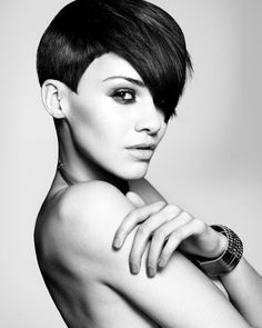 20:12 Collection by Louise Smith via www.modernsalon.com..... Another short one
