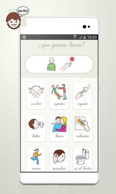 AYUDA PARA MAESTROS: Pictea - App para hablar con pictogramas