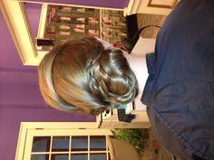 this #hair just won't QUIT! fierce girl!