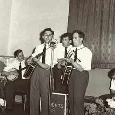 Rodents Skiffle Band 1957 at the George Edwards Memorial Hall #NorthWalsham #fifties #skiffle http://www.northwalshamarchive.co.uk