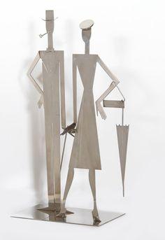 Franz Hagenauer sculpture