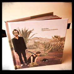 Julio de la Rosa - Pequeños trastornos sin importancia (CD) - Ernie, 2013