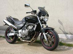 Honda Hornet 600 I want this!