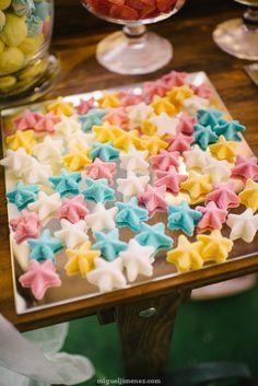 estrellas de gominolas