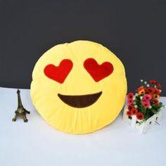 Cute Emoji Pillows | 17 Styles