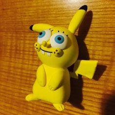 #아이클레이 #클레이 #클레이아트 #clayart #피카츄 #pikachu #ピカチュウ #이상한얼굴피카츄 ...