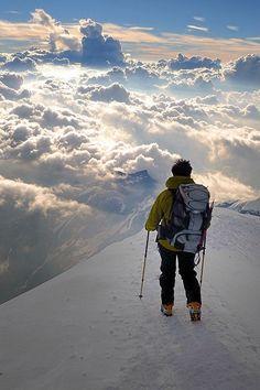El descenso via Flickr