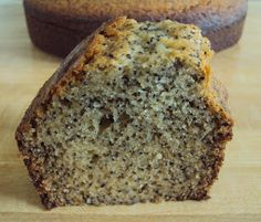 Flour Me With Love: Pap's Poppyseed Cake