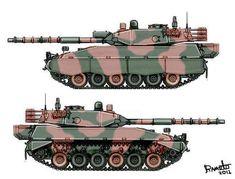 La Pintura y la Guerra. Sursumkorda in memoriam Army Vehicles, Armored Vehicles, Patton Tank, War Thunder, Armored Fighting Vehicle, Military Pictures, World Of Tanks, Modern Warfare, War Machine