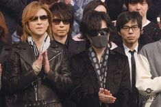 X JAPAN、三代目 JSB、AKB48など豪華出演陣がNHK紅白のリハーサルに集結! Rock Bands, Elephant, Japanese, Movie Posters, Fictional Characters, Artist, Japanese Language, Film Poster, Film Posters