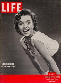 "Life Magazine cover, ""Spring Match, Diana Dill models Designer ..."