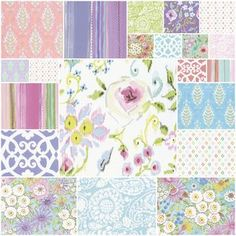 Meadow - Dena Fishbein - Fat Quarter Bundle