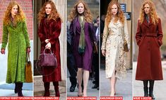 Coat couture to die for! Nicole Kidman's wardrobe in The Undoing