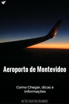 Aeroporto de Montevideo: Dicas e Informações Gerais