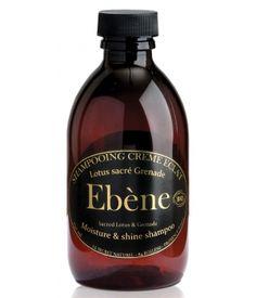 Ebene Shampooing crème lait Lotus sacré et Pomegranade 250ml